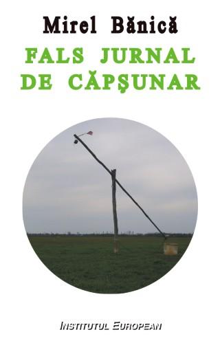 Fals jurnal de capsunar este un volum care relateaza aspecte inedite din viata imigrantilor romani de dupa 1990, in Occident si America de Nord.