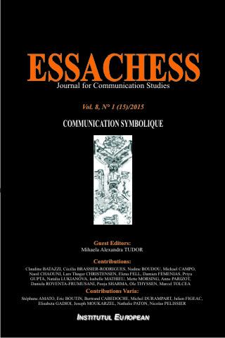 ESSACHESS Vol. 8, No. 1 (15)/2015