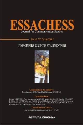 ESSACHESS Vol. 8, No. 2 (16)/2015