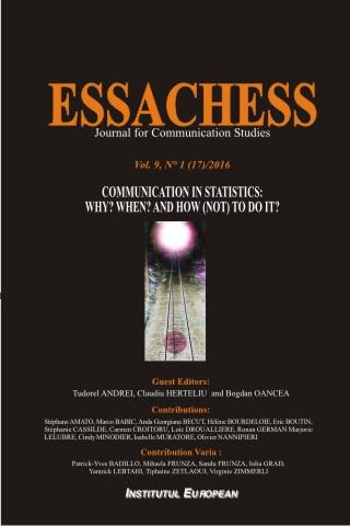 ESSACHESS Vol. 9, No. 1 (17)/2016