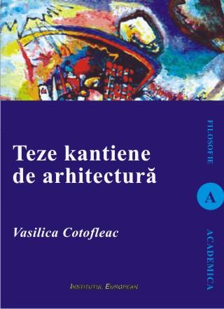 Teze kantiene de arhitectura