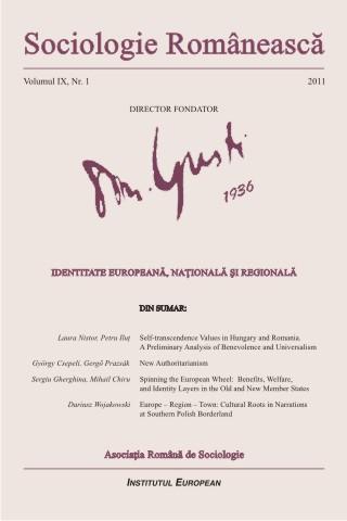 Revista Sociologie Romaneasca