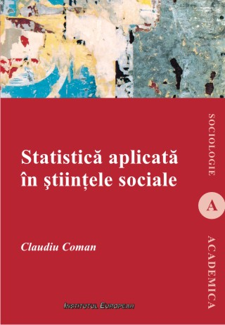 Statistica aplicata in stiintele sociale