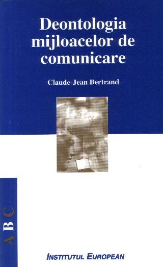 Deontologia mijloacelor de comunicare