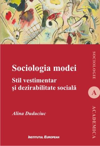 Sociologia modei