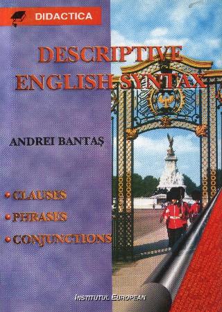 Descriptive English Syntax