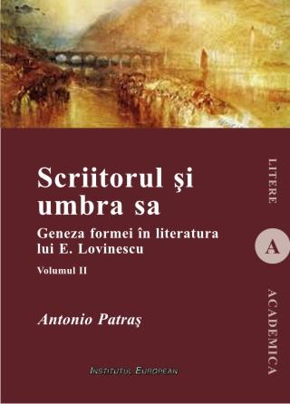 Scriitorul si umbra sa (vol. II)