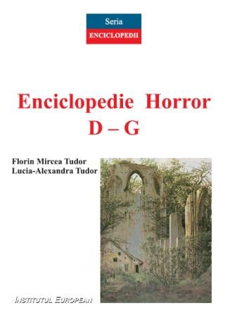 Enciclopedie Horror (Vol.II D-G)