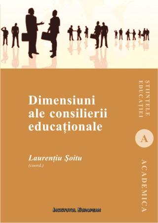 Dimensiuni ale consilierii educationale