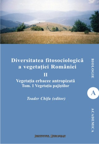 Diversitatea fitosociologica a vegetatiei Romaniei (vol.II tom 1)