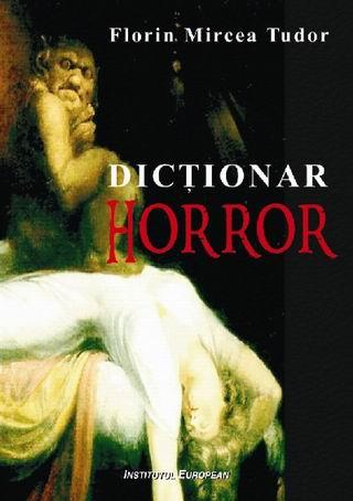 Dictionar Horror