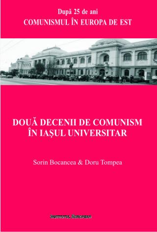 Doua decenii de comunism in Iasul universitar