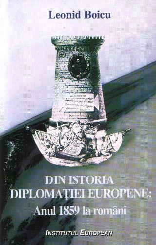 Din istoria diplomatiei europene