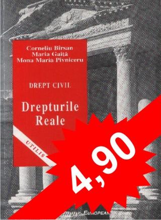 Drept civil. Drepturile reale