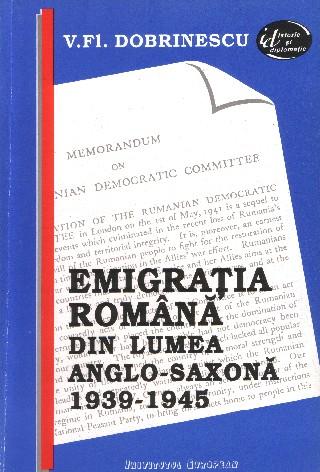 Emigratia romana din lumea anglo-saxona (1939-1945)