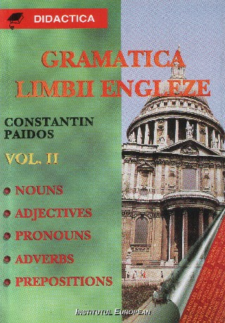 Gramatica limbii engleze (2) Alte parti de vorbire