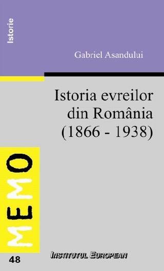 Istoria evreilor din Romania (1866-1938)