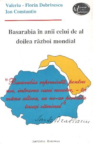 Basarabia in anii celui de-al doilea razboi mondial (1939-1947)