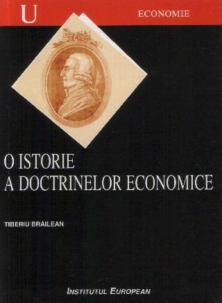 O istorie a doctrinelor economice. 1 - De la antici la neoclasici