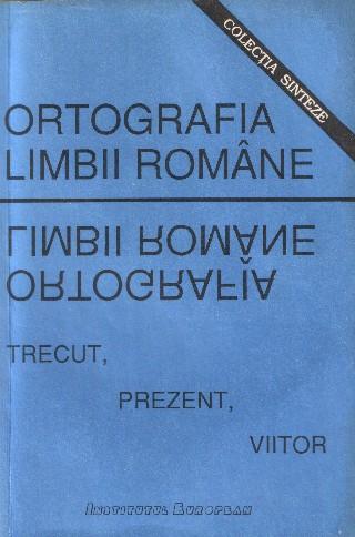 Ortografia limbii romane