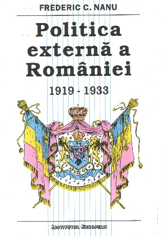 Politica externa a Romaniei (1919-1933)
