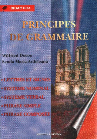 Principes de Grammaire