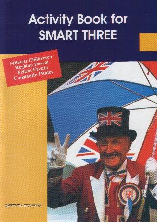 Smart Three - caiet de lucru pentru elevi