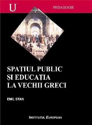 Spatiul public si educatia la vechii greci