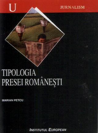 Tipologia presei romanesti