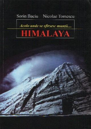 Acolo unde se sfirsesc muntii - Himalaya