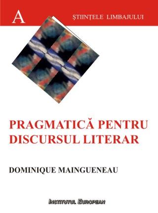 Pragmatica pentru discursul literar