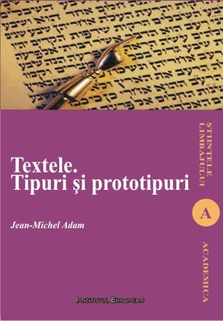 Textele. Tipuri si prototipuri