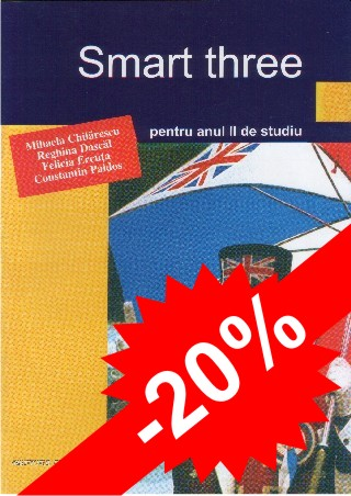 Smart Three (manual, caiet si CD audio)