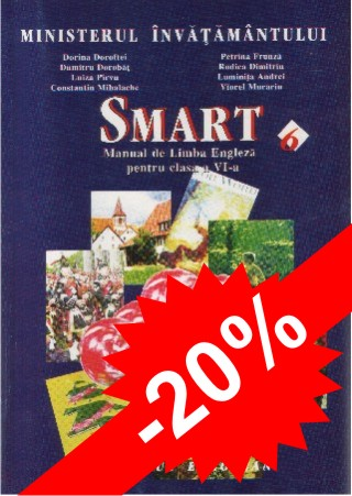 Smart Six (manual, caiet si CD audio)